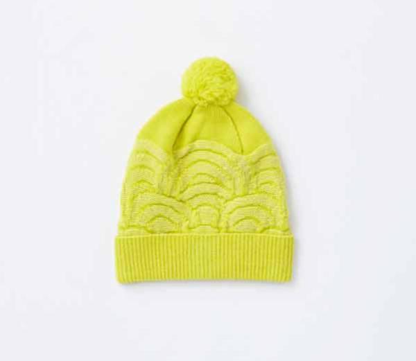 ベビーニット帽(baby knit cap)【高島屋限定】|TAKASHIMAYA(HIROCOLEDGE×小林メリヤス×キュアテックス)(TAKASHIMAYA<HIROCOLEDGE×KOBAYASHIMERIYASU×CURETEX>)