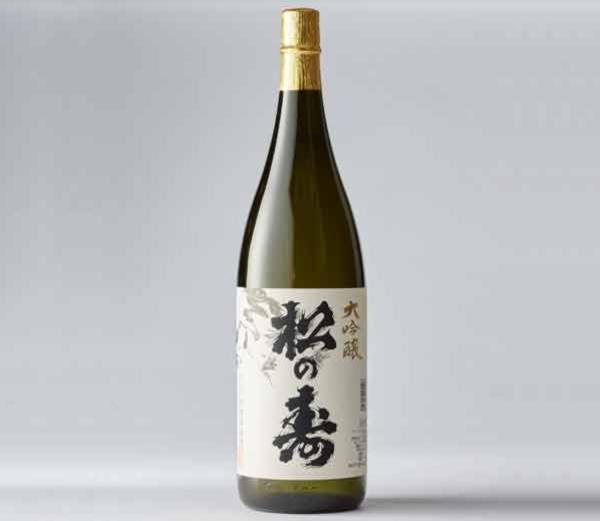 松の寿 大吟醸(sake)|松井酒造店(MATSUISYUZOUTEN)