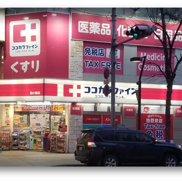 近隣生活用品店❷ 薬局 ココカラファイン狸小路店