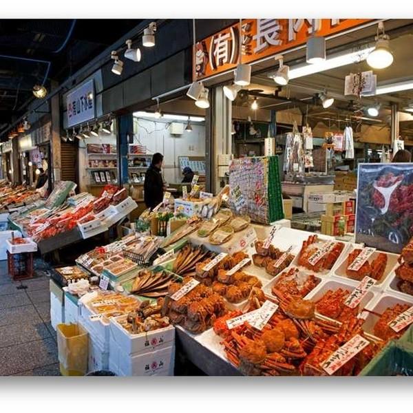 近隣のレストラン・カフェ・お土産情報❶ 約100年前から続く「札幌市民の台所」 二条市場