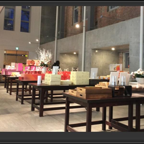 近隣のレストラン・カフェ・お土産情報❸ 北菓楼 札幌本館