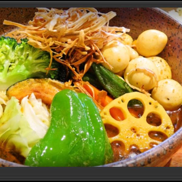 近隣スープカレー屋さん❶ ピカンティ 札幌駅前店