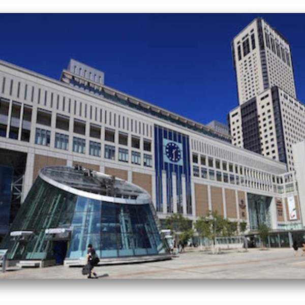 近隣観光名所❷ 札幌の玄関、札幌一の複合商業施設 札幌駅