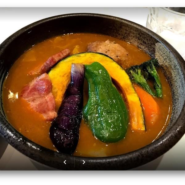 近隣スープカレー屋さん❸ スープカリーひげ男爵