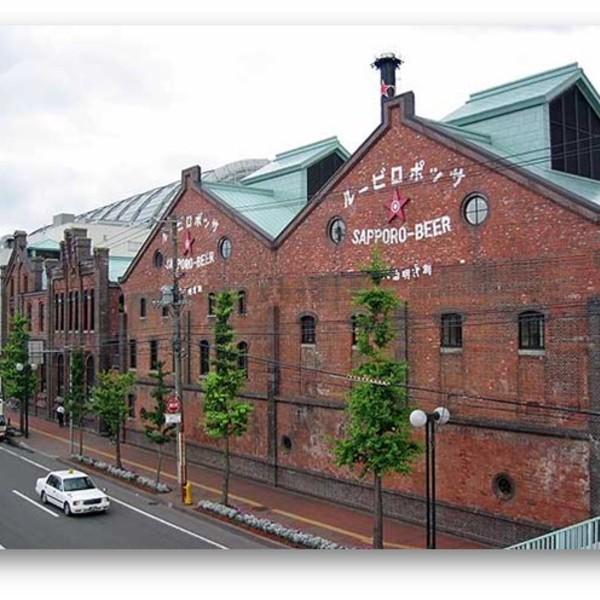 近隣観光名所❶ 日本のビール産業発祥の地 札幌ファクトリー