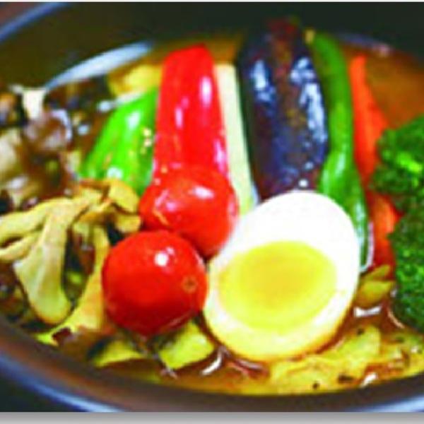 近隣スープカレー屋さん❶ Kanakoのスープカレー屋さん