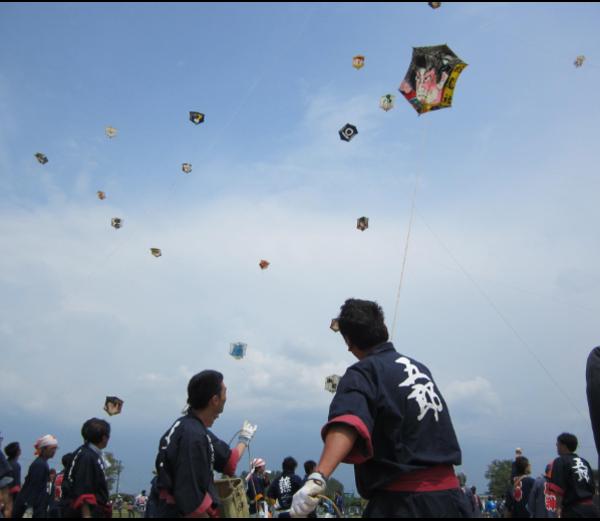 6月/三条风筝合战