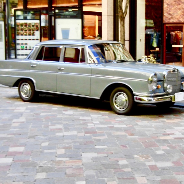 Mercedese-Benz 220SE