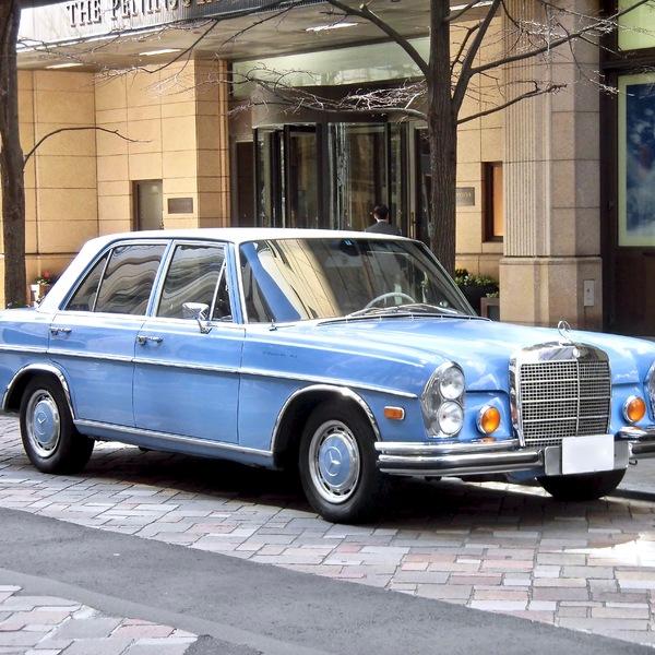 Mercedes-Benz 280SE4.5