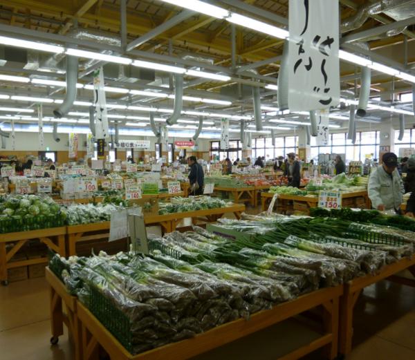 JA千葉みらい農産物直売所 しょいか~ご習志野店