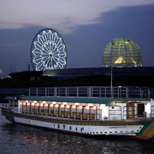 <浦安市>【体験する】浦安乗合屋形船
