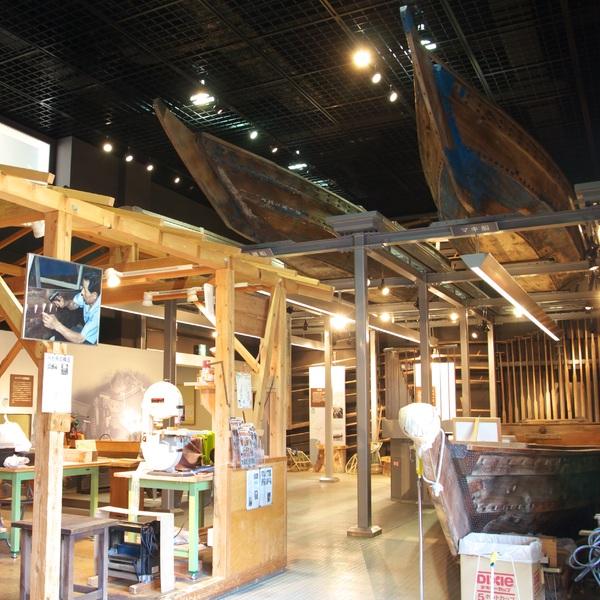 <浦安市>【見る】浦安市郷土博物館