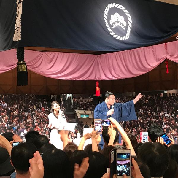 2018/6/22 勢関 来店!