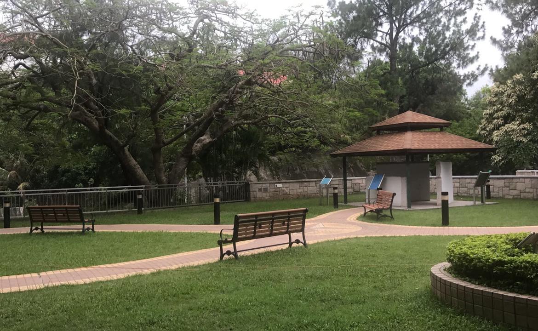 香港懲教博物館對外空地