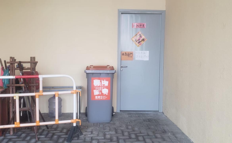 塑膠回收箱-李詠珊區議員辦事處