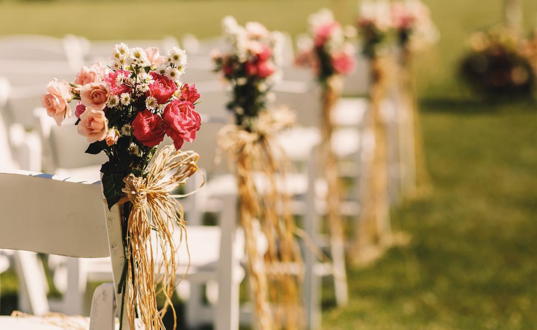 《綠色婚禮及宴會指南》#2: 婚禮當日