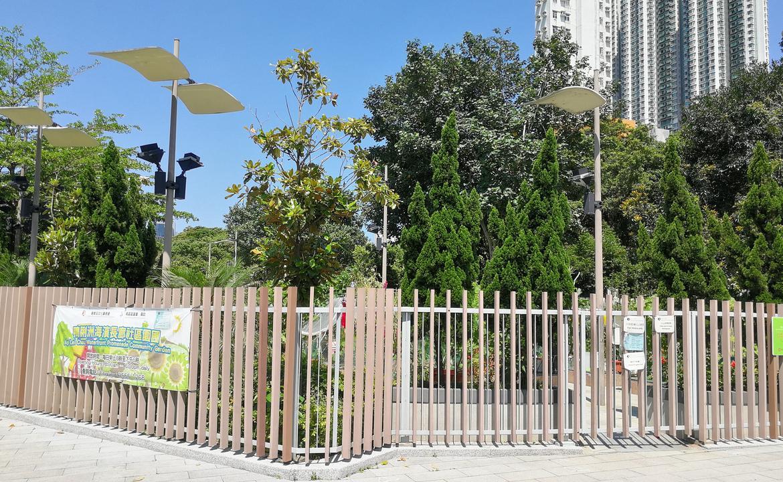 鴨脷洲海濱長廊社區園圃