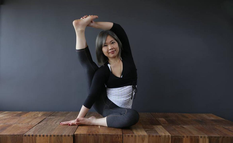 Hatha Yoga - 11月份(星期四晚上/星期六早上)