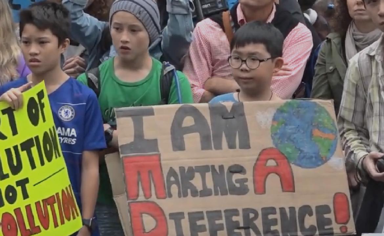 青年氣候倡議培訓計劃