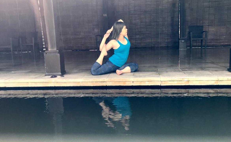 《瑜伽: 由伸展到專注》- 26.05/ 02.06