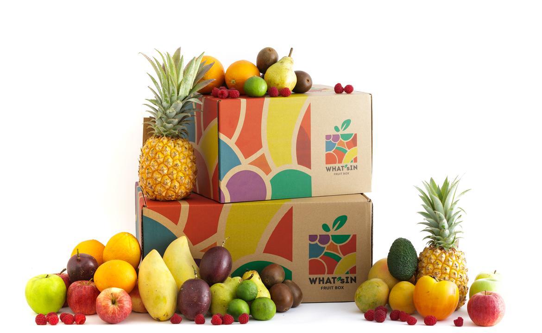 優質熱帶水果及有機西歐水果(環保包裝)