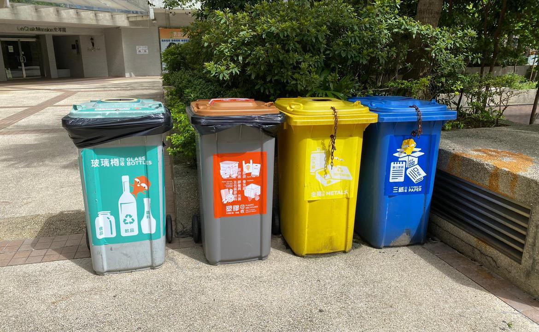 塑膠回收箱-鯉景灣