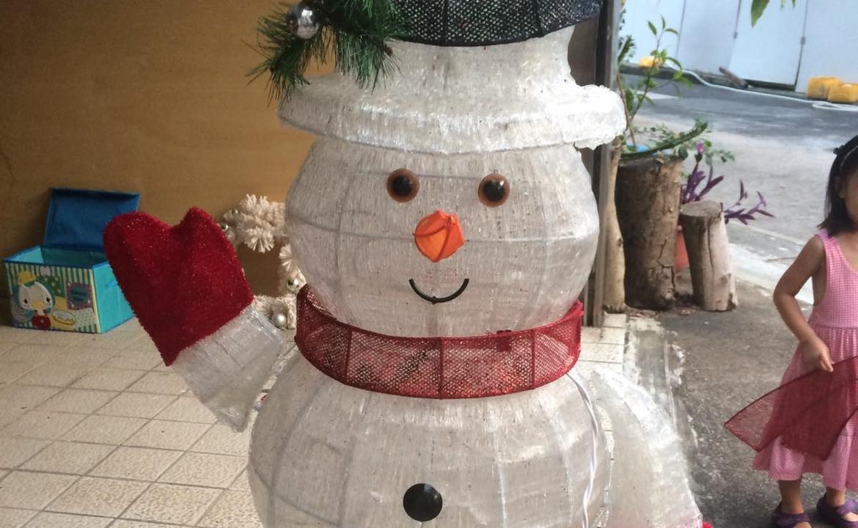 尋人 : 讓被遺棄的聖誕樹、雪人和鹿鹿也普天同慶