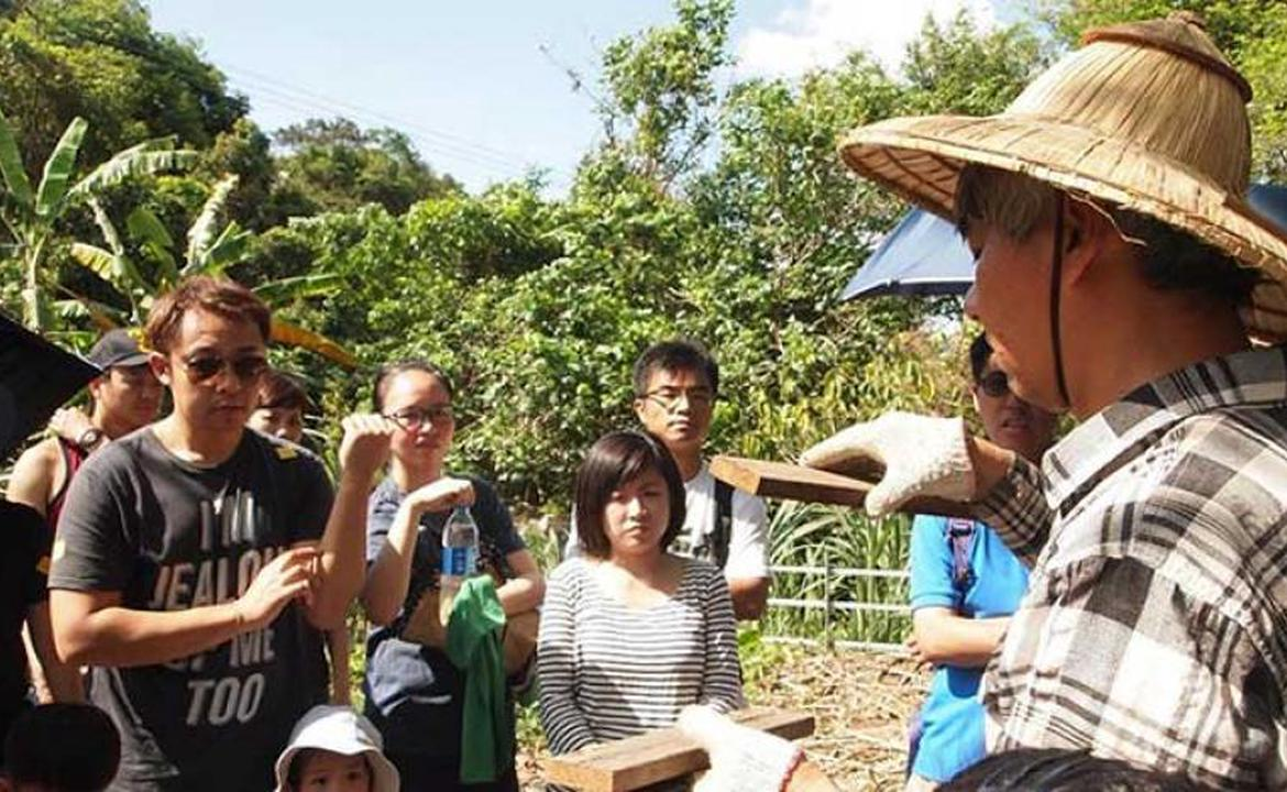 Innovative Farmers Bypass Landfill in Favour of Food Recycling in Hong Kong