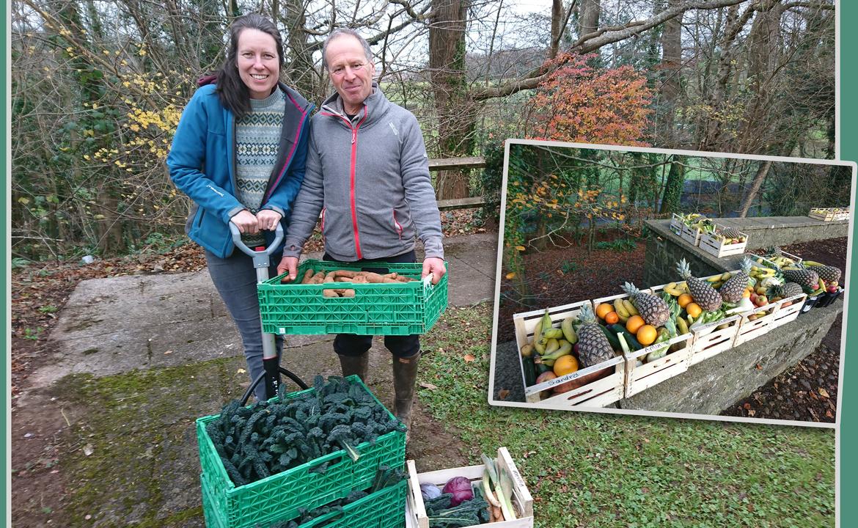 訪英國記 — 讓被剔走的蔬果「重生」