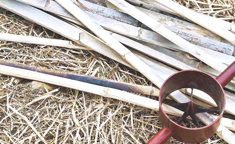 【土房子。香港製造】『織織』復『織織』— 竹編親子體驗工作坊