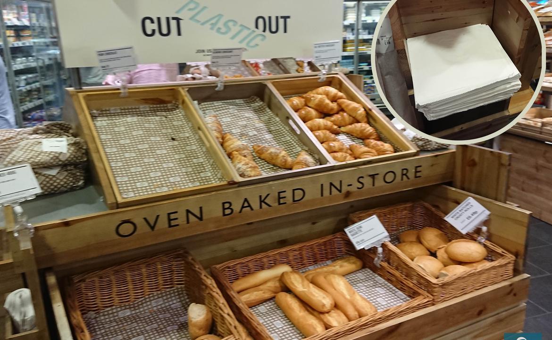 英國買餸記 – 超市走塑其實唔難