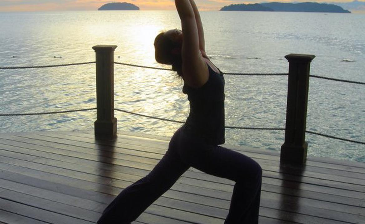 瑜伽假期 Yoga Retreat (坪洲Peng Chau) -14.04