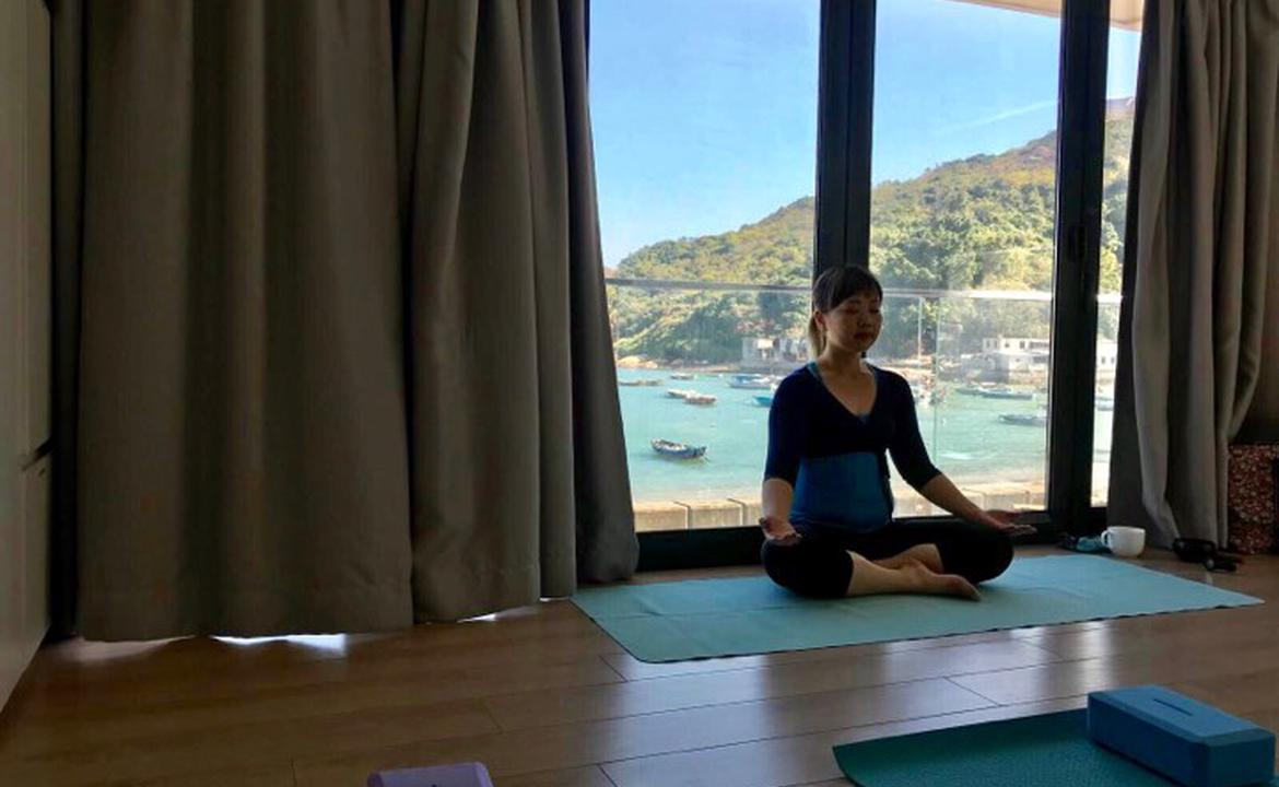 瑜伽假期 Yoga Retreat (坪洲Peng Chau) - 10.06