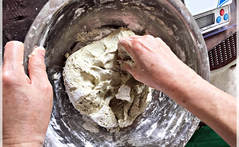 東涌好味系列—— 柴火客家茶粿製作