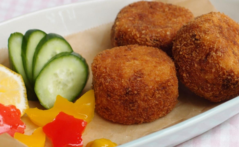 和食 基礎課程 6月22日(六)昭和食桌- 咖喱コロツケ