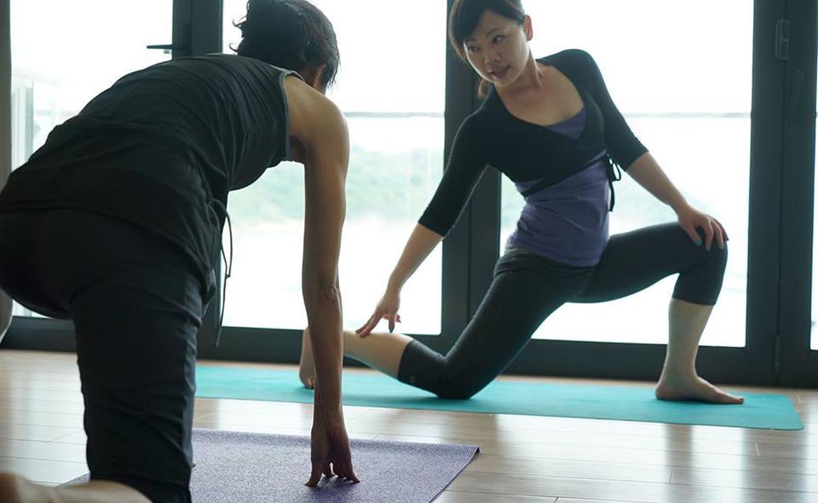 瑜伽假期 Yoga Retreat (坪洲Peng Chau) -19.08