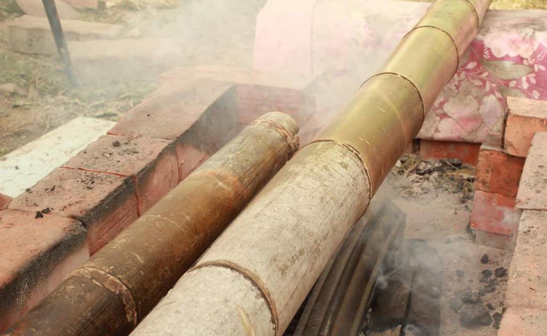 『竹木碳化防腐處理』一天工作坊