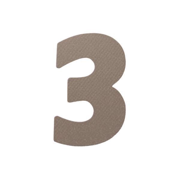No.394レイヤーPカードDC 数字3