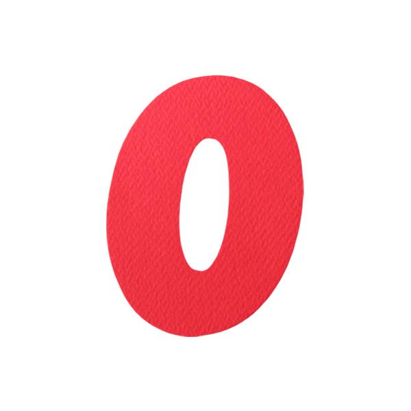No.394レイヤーPカードDC 数字0