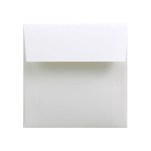 SE16カマス封筒 コットン スノーホワイト