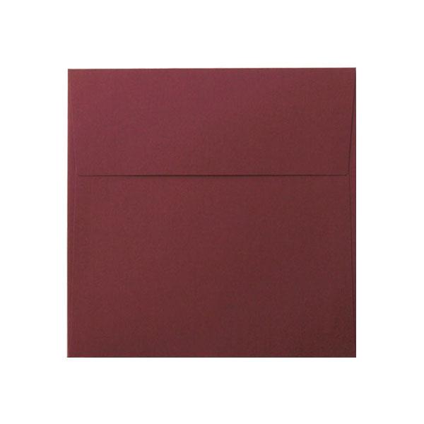 SE16カマス封筒 コットン バーガンディ