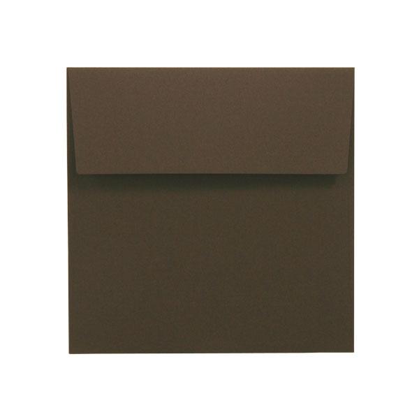 SE16カマス封筒 コットン チョコレート