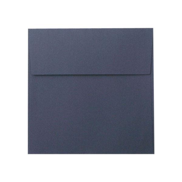 SE16カマス封筒 コットン ミッドナイトブルー