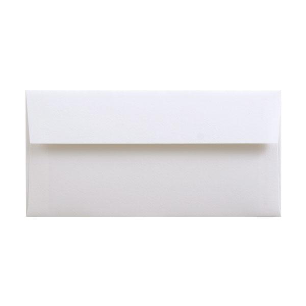 DLカマス封筒 コットン スノーホワイト