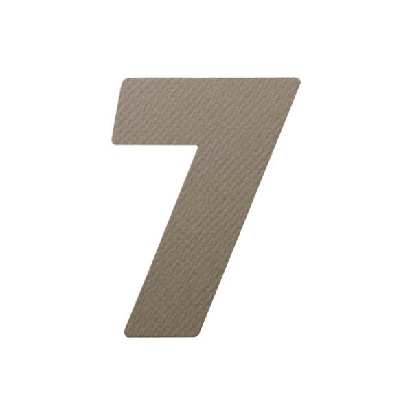 No.394レイヤーPカードDC 数字7