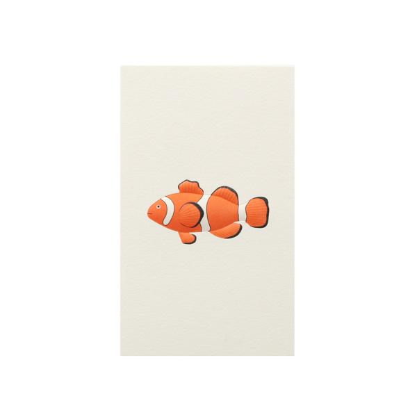 No.700クラウンフィッシュネームカード