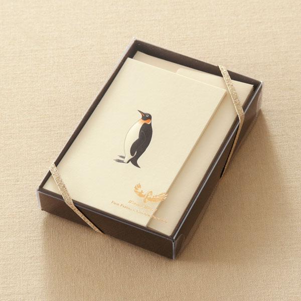 No.700ペンギンミニカードセット ギフト