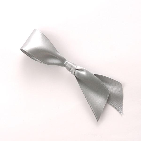 リボン 25mm幅 シルバー(1パック10m)