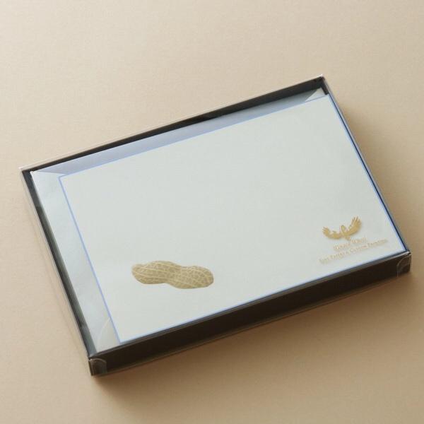 No.700ピーナッツPカードセット ボックス