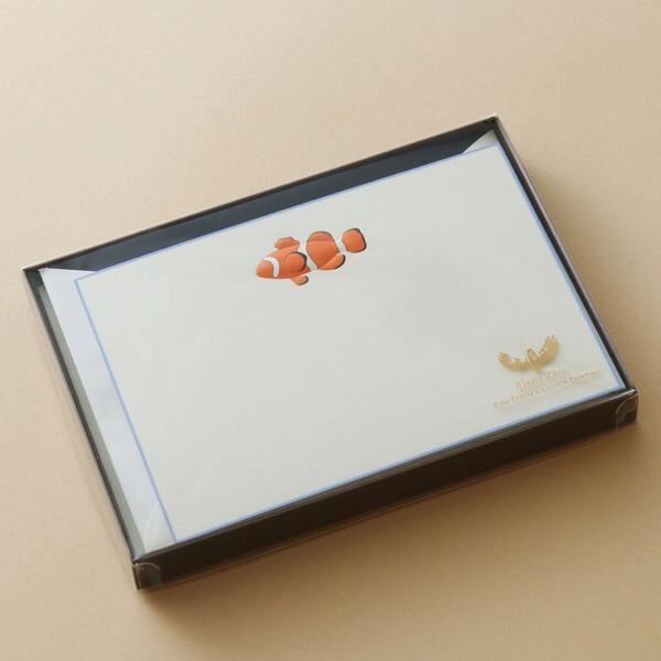 No.700クラウンフィッシュPカードセット ボックス